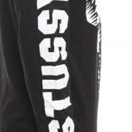 【BELLO】STUSSY LS SCATTER SKULL TEE 長TEE  骷顱圖騰 黑/灰 1993371
