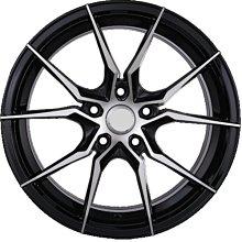小李輪胎 泓越 BJ1 16吋 鋁圈 豐田 三菱 本田 鈴木 日產 KIA 福特 現代 馬自達 4孔100車用特價請詢價