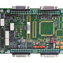 【KC.PLC_FA 】DELTA TAU 603398-108  4-AXIS  ACC-24E2A  機板