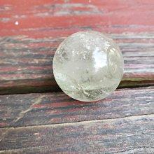 超值價↘️綠幽靈水晶球 擺件