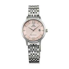 可議價 ORIENT東方錶 女 粉紅時尚 石英腕錶 (SSZ45003Z) 28mm