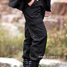 【野戰搖滾-生存遊戲】511樣式戰術勤務長褲【黑色】 戰術褲 工作褲 勤務褲 特警褲