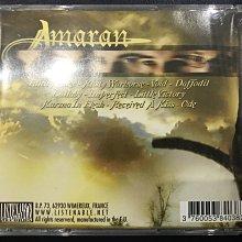 *真音樂*AMARAN / A WORLD DEPRAVED 二手 K24962