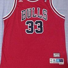 adidas NBA Scottie Pippen 芝加哥 公牛隊 洞洞 球衣