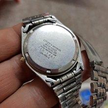 三顯<行走中>別錯過☆特殊稀有錶款 ☆夠味 日本 CITIZEN 漂亮 老錶  ☆潛水錶 水鬼錶 三眼錶 軍錶 運動錶 機械錶 石英錶 軍錶 飛行錶 E08