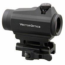 【WKT】Vector Optics 維特 Maverick 1x22 GenII內紅點 瞄準鏡-VSCRD-12II