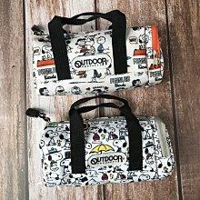 日本 史努比 outdoor 筆袋 餐具包 鉛筆盒 化妝包 收納袋 洗漱包 盥洗包 收納包萬用包 snoopy生日禮物