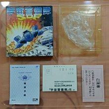 FC 日本原裝 宇宙警備隊 (編號76) 只有外盒 無遊戲