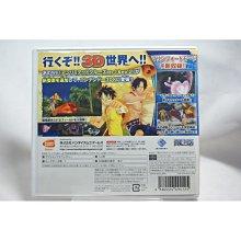 [耀西]二手 純日版 任天堂 3DS N3DS 航海王 海賊王 無限巡航 SP 含稅附發票