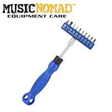 Music Nomad MN228 17合1大章魚 The Octopus 17'n1 Tech Tool【黃石樂器】