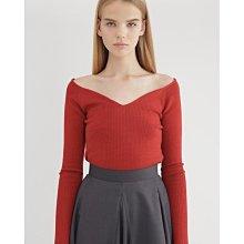 全新日本JILLSTUART紅色毛衣(同INED,ICB,23區,anayi,vicky,ef de)