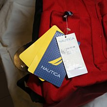 全新 Nautica 登山後背包 筆電包 後背包 90s vintage 老品 運動 機能(保真)
