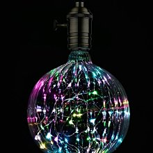 YP燈飾-台南店 特價!聖誕七彩燈泡 聖誕節 老屋翻新 實體店 燈具