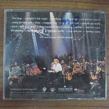 ◎MWM◎【二手CD】Rodstewartunplugged…And Seated 無ifpi,G版,英文歌詞