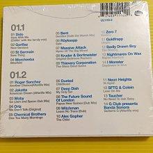 *愛樂熊貓*美版2CD/全新DAVID WAXMAN頂級製作ULTRA CHILLED 01究極弛放沙發音樂混音開山鼻祖