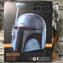 【G&T】孩之寶 星際大戰黑標收藏頭盔- 曼達洛人 DEATH WATCH 890392