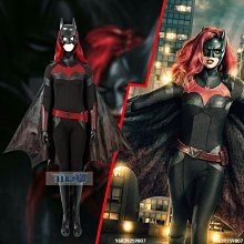【可開發票】電影 蝙蝠女俠cos 凱特·凱恩 連體衣cosplay服裝[Cos-精選]