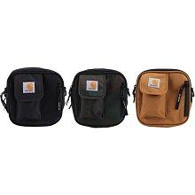 【高冠國際】CARHARTT WIP I006285 Essentials Bag 歐線 小包 側背 黑 土黃 迷彩