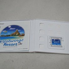 【KENTIM玩具城】中古二手九成新N3DS Resort渡假勝地 飛行俱樂部 日版專用軟體遊戲卡帶