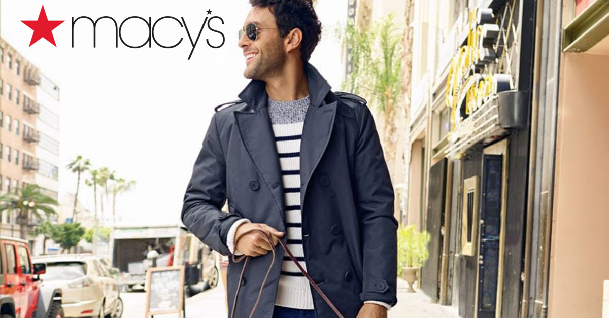 Get the Perfect Men's Fall Jacket at Macy's.