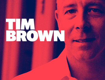 Read articles by Tim Brown