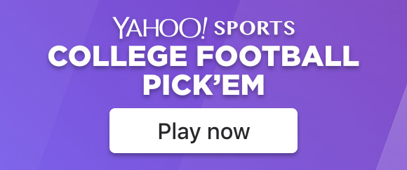 Y! Sports College Football Pick'em