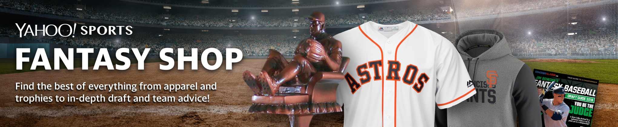 Fantasy Shop | Fantasy Baseball | Yahoo! Sports - photo#34