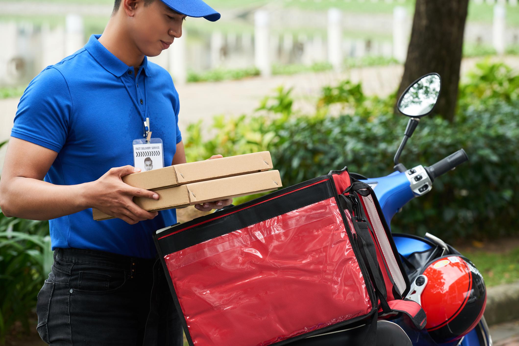 您會經常用外送APP叫食物外送嗎?