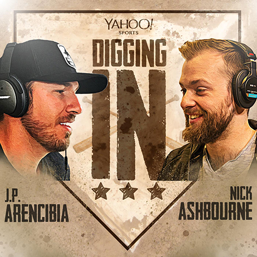 Digging In with J.P. Arencibia on Yahoo Sports