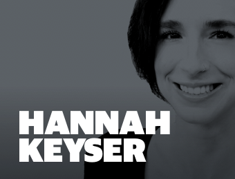Read articles by Hannah Keyser