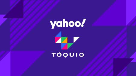 Yahoo nos jogos de Tóquio