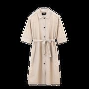襯衫領洋裝