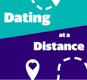 Dating at a Distance logo