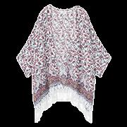 罩衫/圍巾/領片