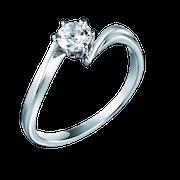 鑽石求婚戒/女戒