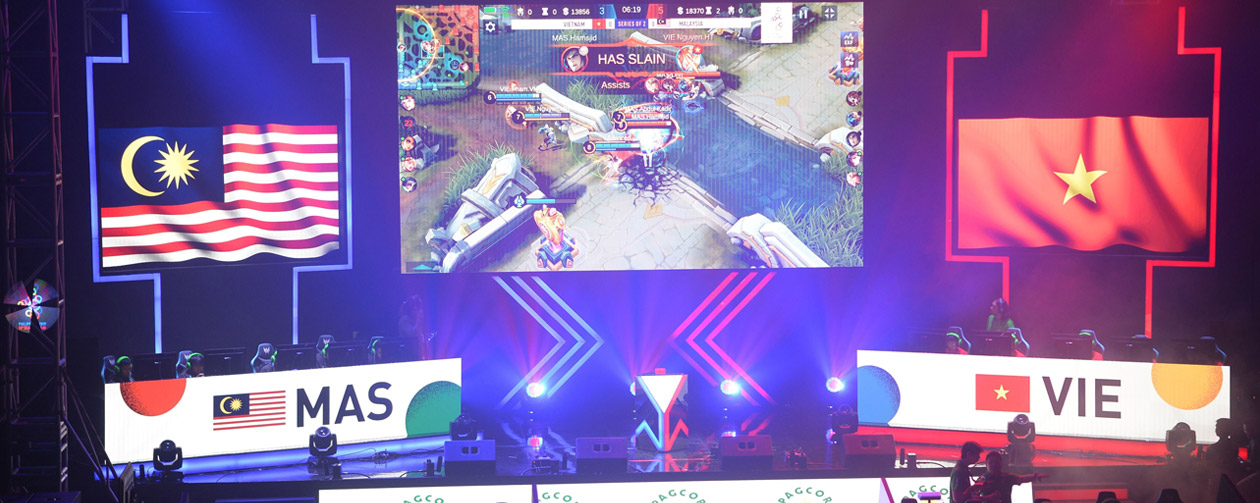 Esports at the Southeast Asian Games