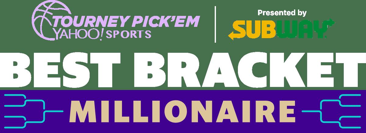 Tourney Pick'em Best Bracket Millionaire Presented by Subway