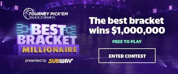 Sign up for Yahoo! Sports Tourney Pick'em