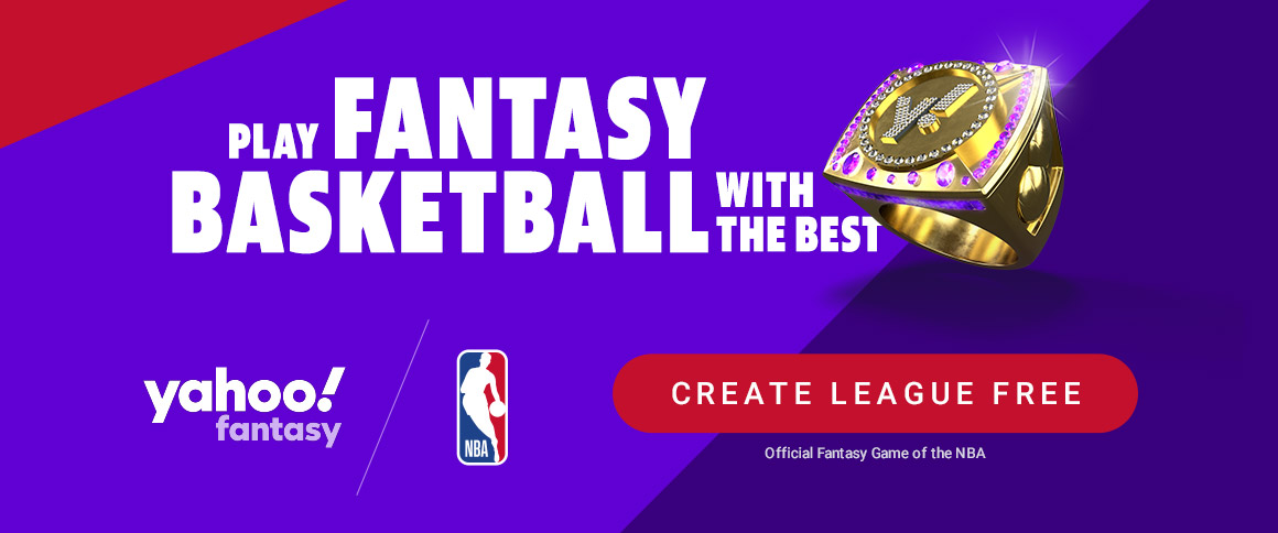 Play Yahoo Fantasy Basketball