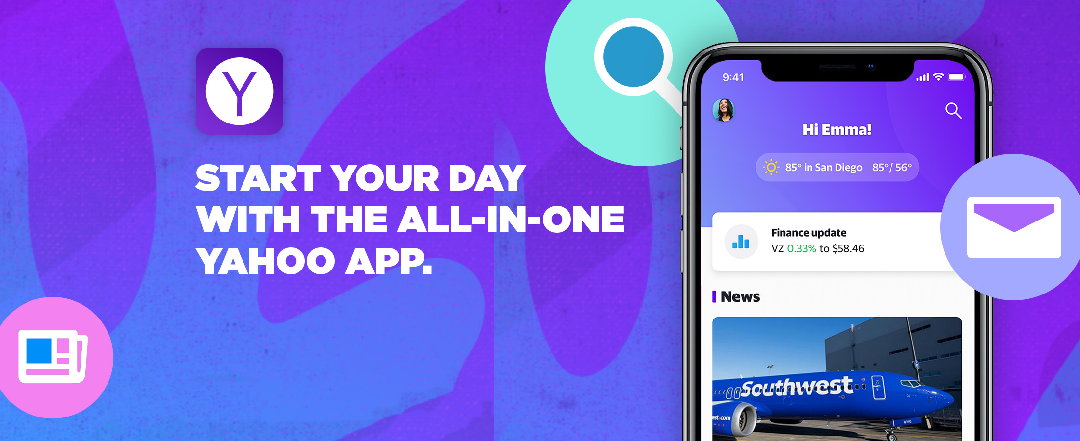 Home | Yahoo Mobile