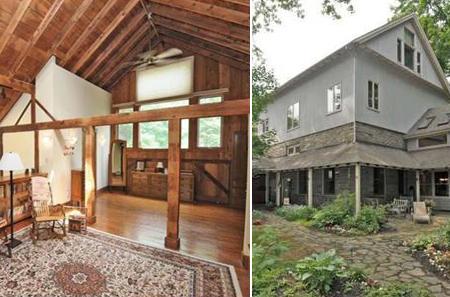barns converted into stunning homes pryslarmedia. Black Bedroom Furniture Sets. Home Design Ideas