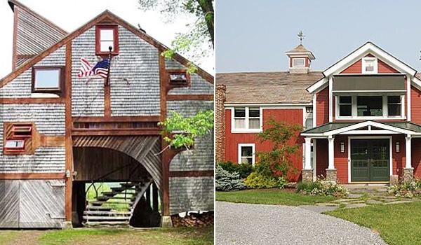 maldonresearchgroup barns become cozy homes for sale. Black Bedroom Furniture Sets. Home Design Ideas