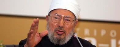 القرضاوي يدعو المسلمين العالم للجهاد Qaradawi11.jpg