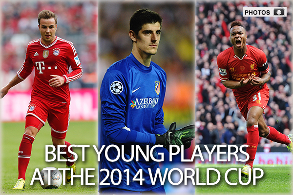 best young player in the world cup 2014
