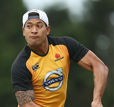 Waratahs banking on Folau magic