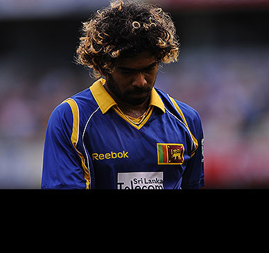 Malinga named Sri Lanka T20 captain