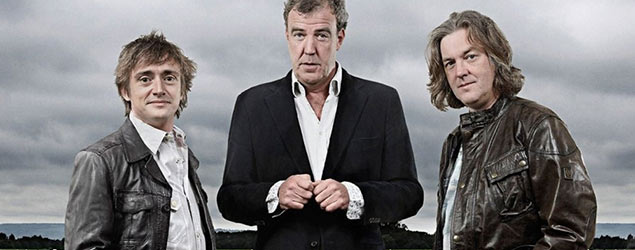 Top Gear presenters (BBC)