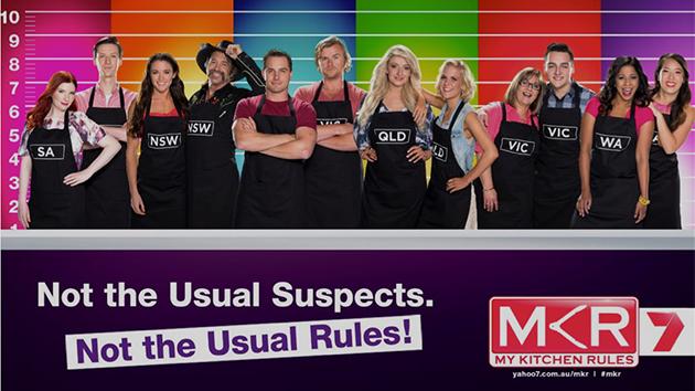 My kitchen rules season 6 les realtv etrang res realtv for Y kitchen rules season 6