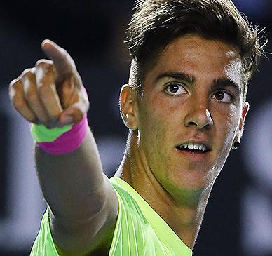 Aussie earns dream Davis Cup win