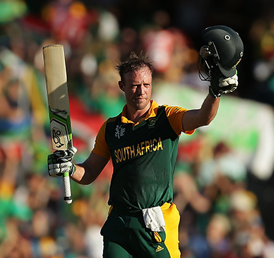 Records tumble as AB unleashes